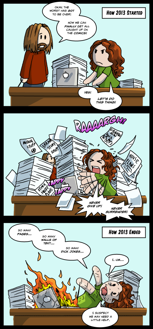 State of the Comic 2014